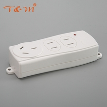 Best price multi extension cord power strip, desk extension socket