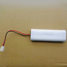 Rechargebale SC 7.2v 4000mah nimh battery packs for medical device