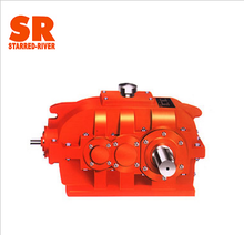 90 degree High Strength Cast Iron rotavator comer gearbox