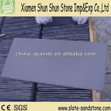 Purple buliding material roofing slate