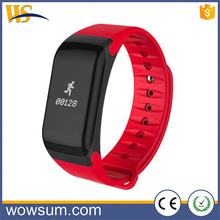 Customized smart fitness digital heart rate blood pressure monitor watch