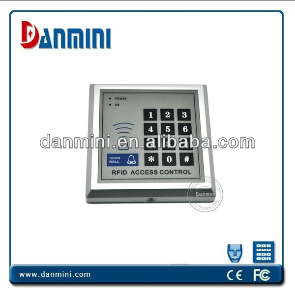 Standalone RFID Single Door elevator Access Controller for X1 Model