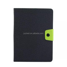 For IPAD MINI 4 Case Factory wholesale candy color wallet flip smart cover case for ipad mini 4