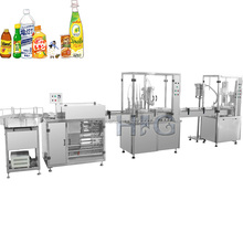 Automatic Beverage Water Producing Bottling Filling Machine Line