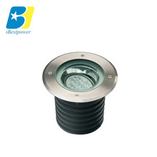 16W/14W Outdoor IP67 IK10 led floor mounted led spot lights Buried recessed floor outdoor lamp