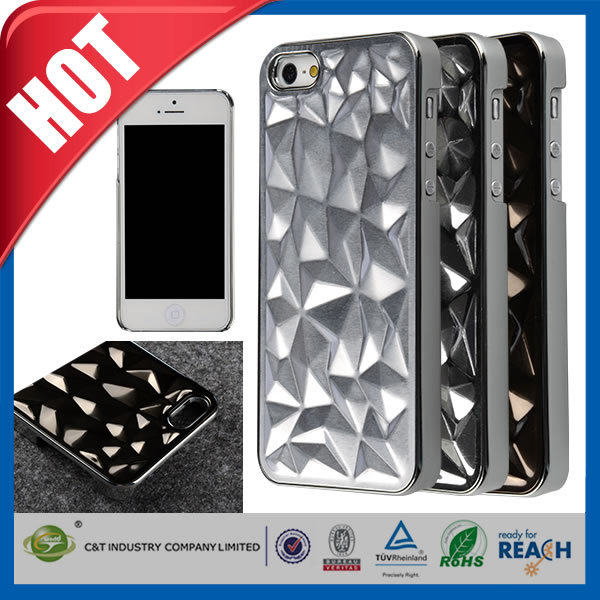 C&T New Retro Vintage Design aluminum metal case for iphone5 5g