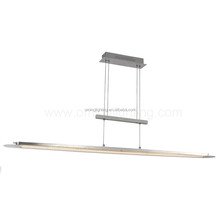 Meeting room office pendant lighting stores hanging glass light fixtures linear lamp