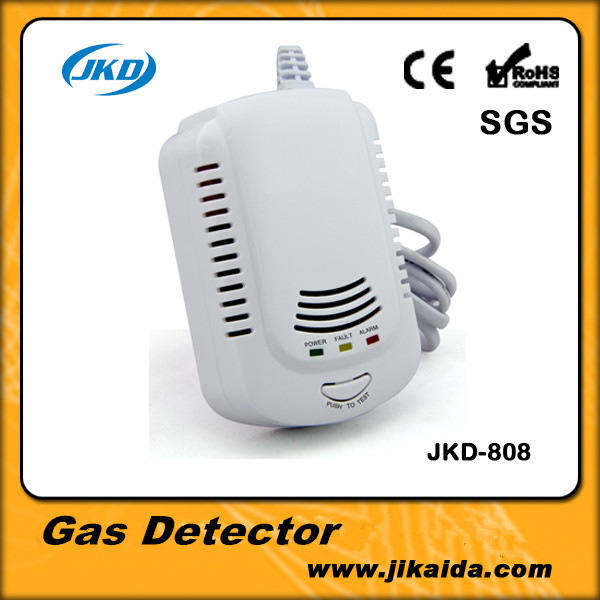 AC operate gas leak detector natural gas monitor china supplier