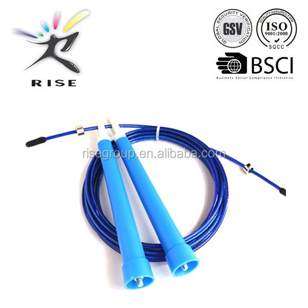 high destiny Bearing Crossfit Skipping Speed Cable Jump Rope