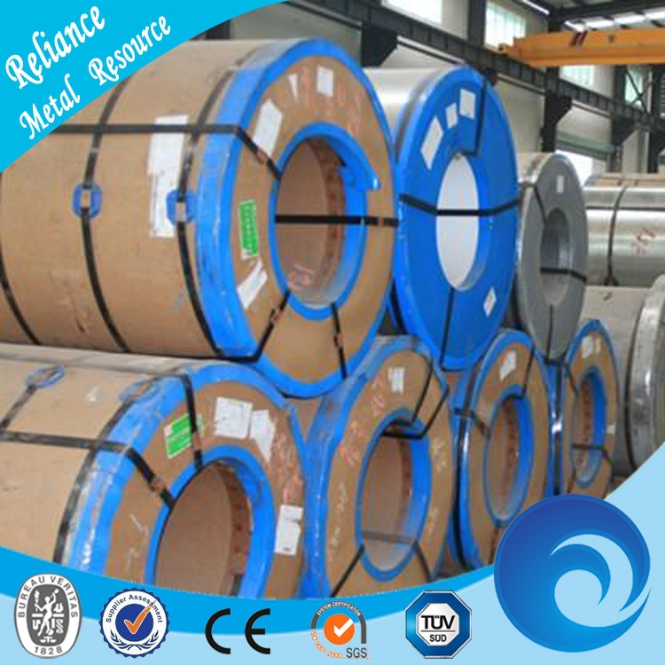 CS Type B ASTM A653 Hot-Dip Galvanized Steel Coil