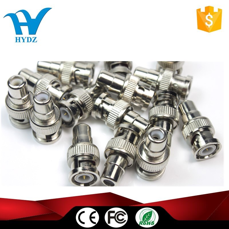 2016 new design micro male bnc crimp connector with good price