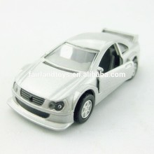 YL6404 small metal custom design 1:64 pull back diecast race toy car with doors open