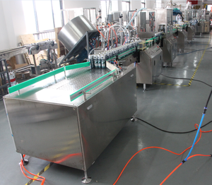 Hot selling aerosol can spray product filling machine for air freshener