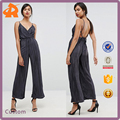 guangzhou suppliers custom formal women jumpsuit sexy,jumpsuits rompers women