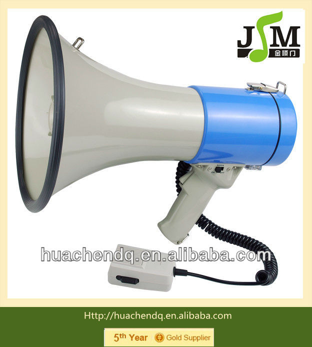 Megaphone with Microphone