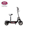 2 wheel electric scooter standing up for disabled