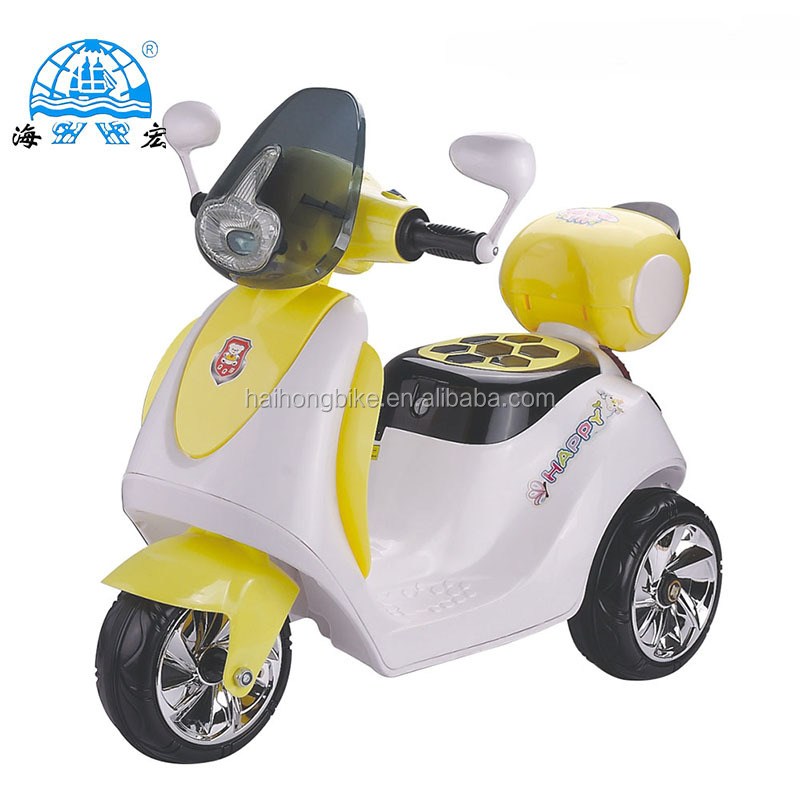 2017 new best hot sell child electric children motorcycle for kids high quality
