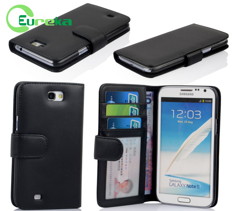 New arrival leather mobile phone case from competitive factory