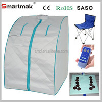 FIR Relax Slimming Detoxification and skin cleaning Portable Infrared Sauna