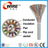 Owire Cat3 Cat5e UTP 24/26AWG wire 2,4,6,8,10,12,16,20,25,50 pairs CCA/TC/CU cord audio and signal transmission telephone cable
