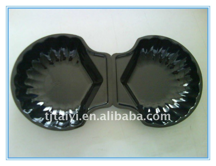 hot sell food grade plastic oyster tray