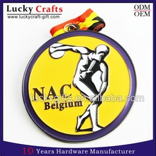 New products high quality design your own basketball medals for schools wholesale