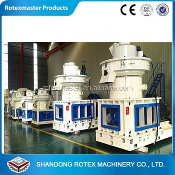 high technical wood pellet making machine for wood pellet making in new centry
