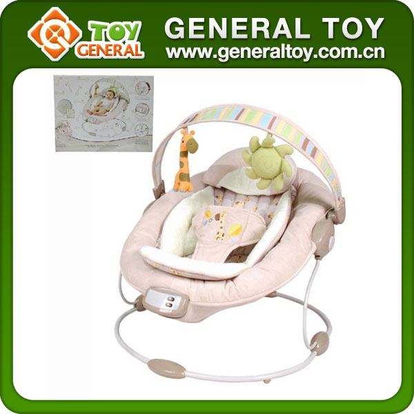 57*66*60cm Rocking Chair For Nursery, Outdoor Baby Swing Chair, Baby Sitting Chair