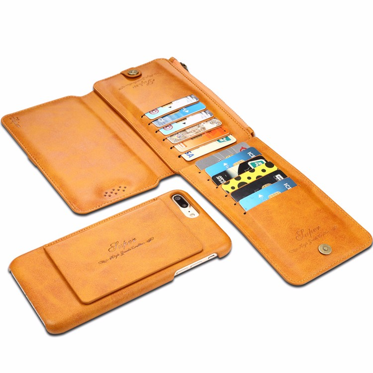 New Products 2017 for iPhone7 Wallet Case Card Holder for iPhone7 plus Leather Case