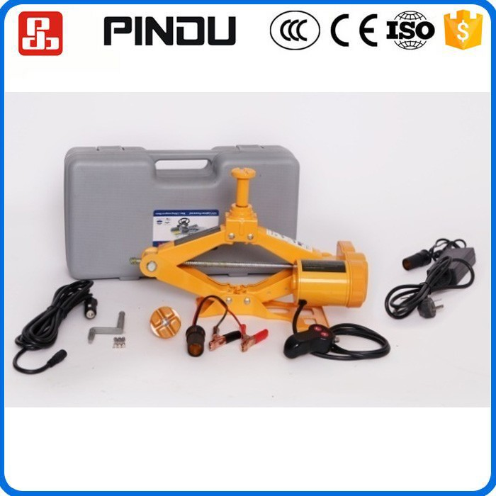 Tons High Lift Electric Suv Car Lift Scissor Jack Buy Suv