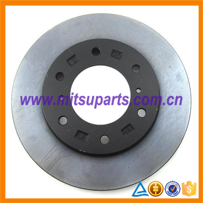 MN102276 Front Brake Disc For Mitsubishi L200 KB4T KH4W KH8W KH9W