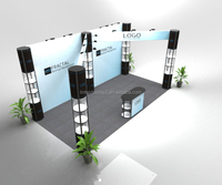 Expo custom design exhibition booth