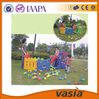 Chain link fence plastic children play outdoor&indoor