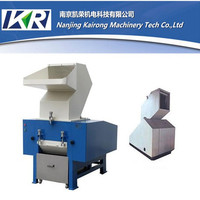 Large capacity used small plastic bottle crusher/crushing machine