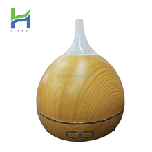 Home office SPA ultrasonic essential oil aroma diffuser wooden aroma diffuser