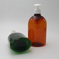 Shenzhen Quality 500ml Shampoo Bottle Custom Bottle