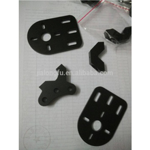 CNC machining motorcycle spare parts auto skateboard motor mount part