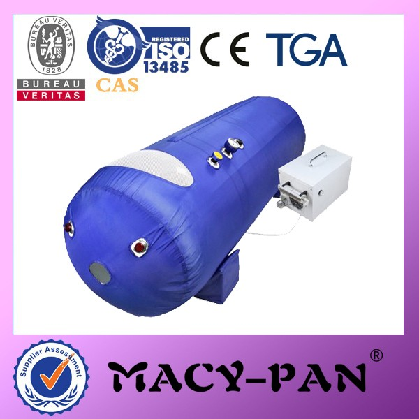 Portable hyperbaric oxygen therapy for Vision Loss ST701
