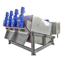 Wastewater Treatment Machine For Mineral Water Plant