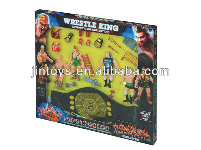 Wrestling Set,Toy Wrestling People Set