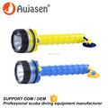 Scuba diving equipment toshiba diving flashlight