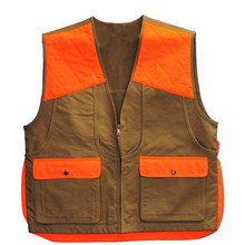 Camo hunt elk orange hunting Upland vest