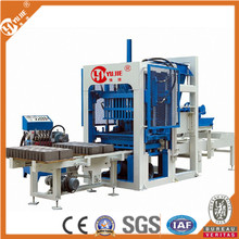 Best price red clay bricks making machine QT6-15