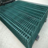 2017 made In Baochuan Welded Wire Mesh Fence / School Playground Fence / Metal Fence Panel