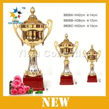 silk print trophy,soccer award trophy,hockey awards trophy