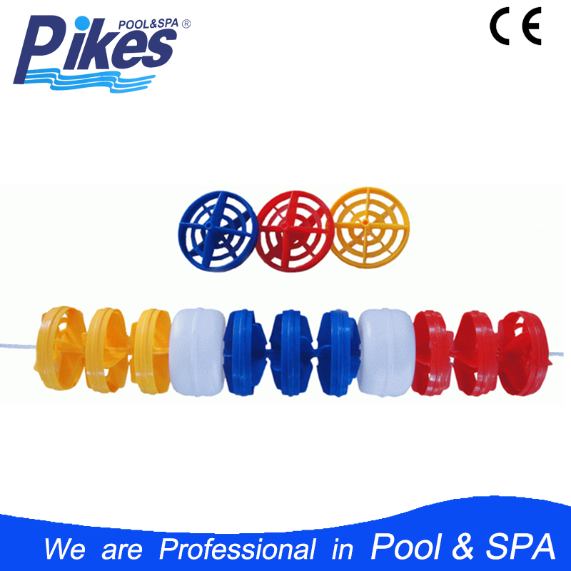 7' 11' 12'15' International Competition Standard swimming pool Float Divider lane Rope Line