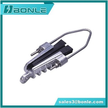 China Manufacture Wedge Type Deadend Clamp
