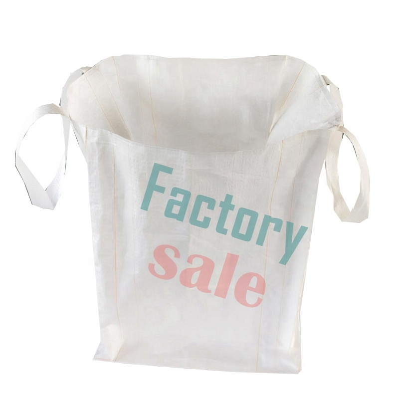 100% polypropylene 1200kg JUMBO BAG FIBC BULKBAG supplier in shandong china 928ae8f6938fd