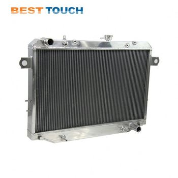 UTE VU 3.8L SUPERCHARGED ECOTEC V6 AT/MT 2001-2002 auto radiator accessories for HOLDEN