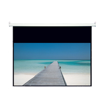 360 3d cinema electric projection screen